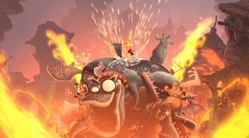 Critical Consensus: Rayman Legends