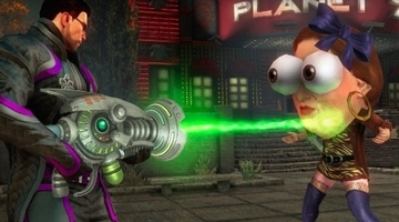Saints Row IV leads all new UK top 3