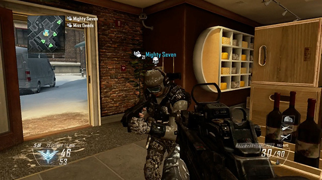 We Capture a Cheese Shop in Black Ops 2's Apocalypse DLC Maps