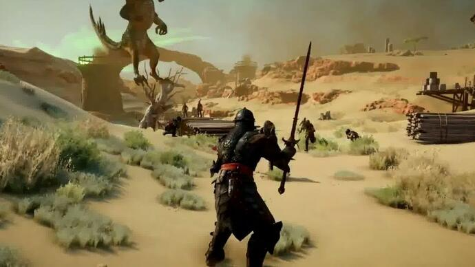 Gameplay de Dragon Age: Inquisition
