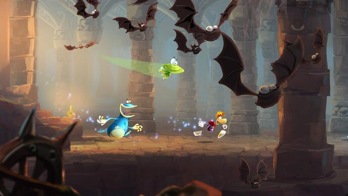 Rayman Legends outsells Origins week one by 20 per cent in UK chart