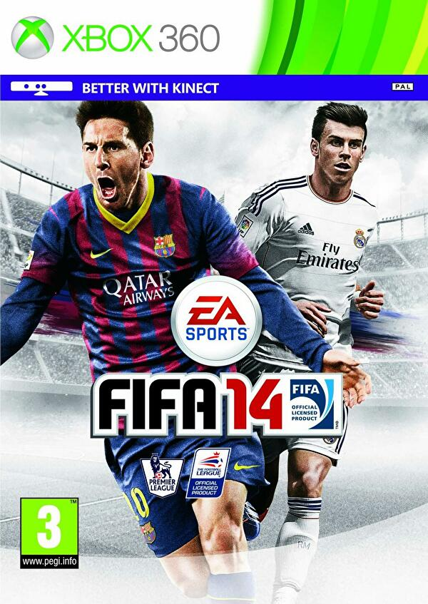 Real Madrid Fifa 14 Wallpaper Fifa 14's uk Cover After