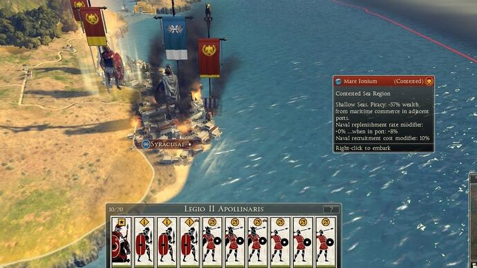 First Total War: Rome 2 patch out thisFriday
