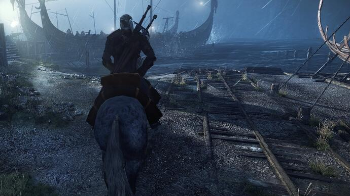 Hunting down fresh details on The Witcher 3