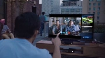 First Xbox One TV ad features no games