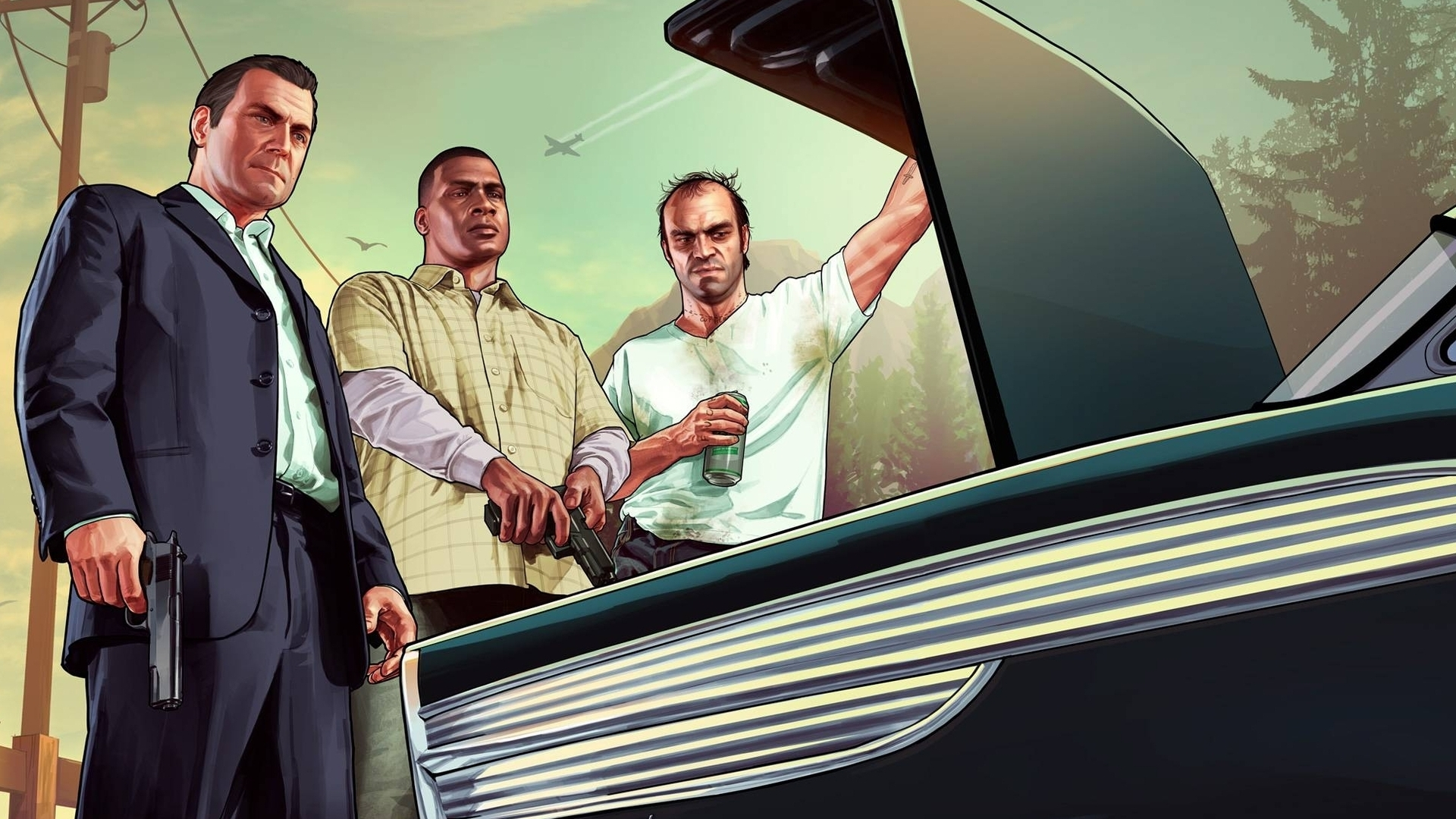 """You want to find Kurtz every time"": Sam Houser speaks out on GTA 5"
