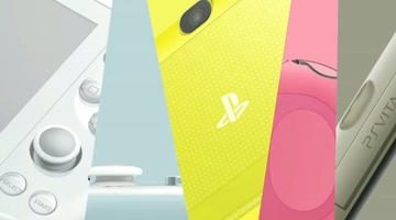 Slimmer, lighter PlayStation Vita revealed