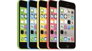 Apple unveils 64-bit iPhone 5S