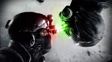Splinter Cell sneaks into second place in Japan