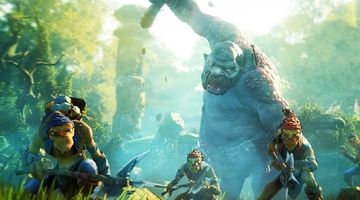 The Lion's Den: Meet The New Team Behind Fable Legends