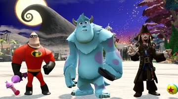 Disney Infinity sells 294,000 in first two weeks