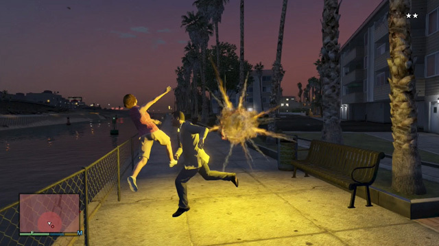 Your GTA 5 Rampage Needs Explosive Melee Attacks