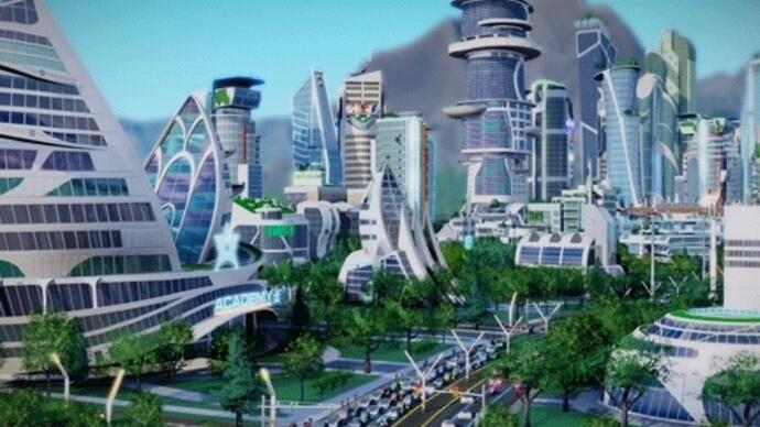 SimCity expansion Cities of Tomorrowannounced
