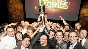 Riot Games tops Fortune's Best Medium Workplace list