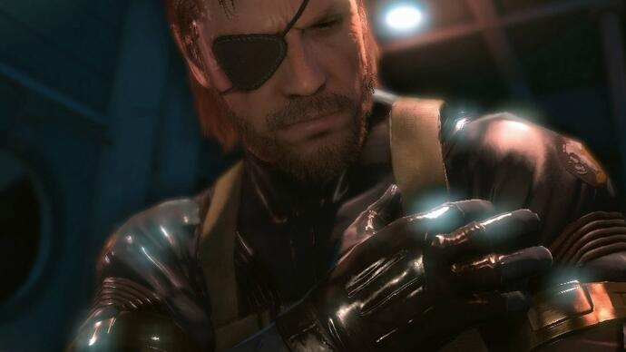 Metal Gear Solid V - Gameplaydirect-feed