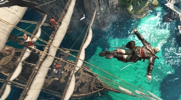 "Ubisoft calls next-gen launch titles ""miles better"" than previous launches"
