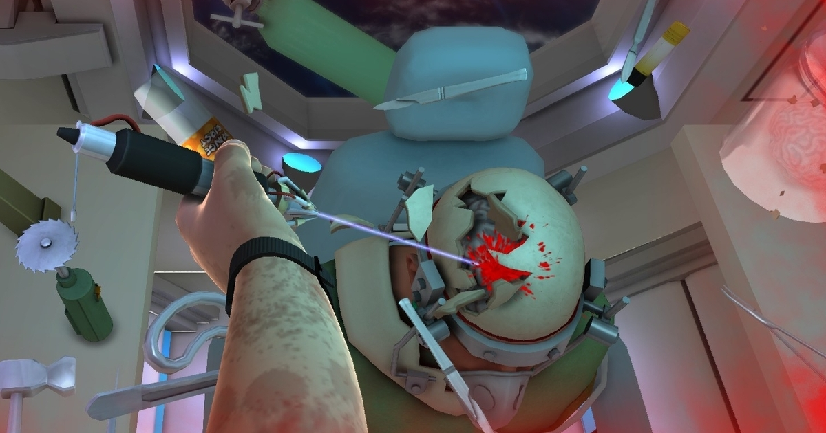 Play Surgeon Simulator Game Here - A Simulation Game on ...