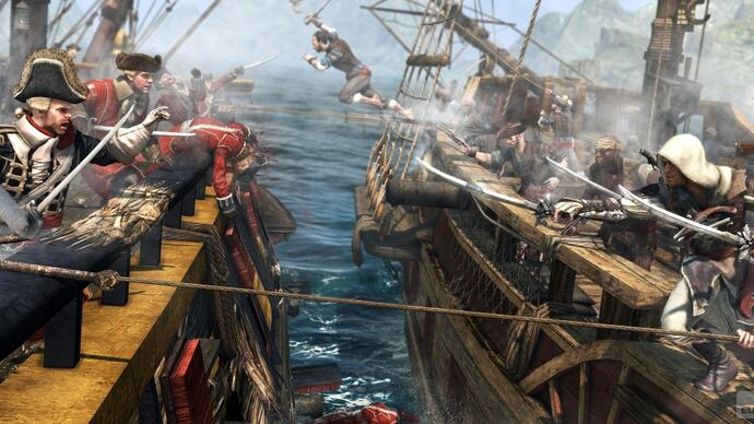 Assassin's Creed 4: Black Flag PC release dateconfirmed