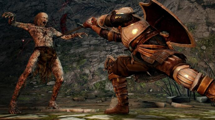 Loads of Dark Souls 2's beta footage released