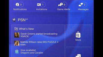 "Sony emphasises ""second screen"" with PlayStation app"