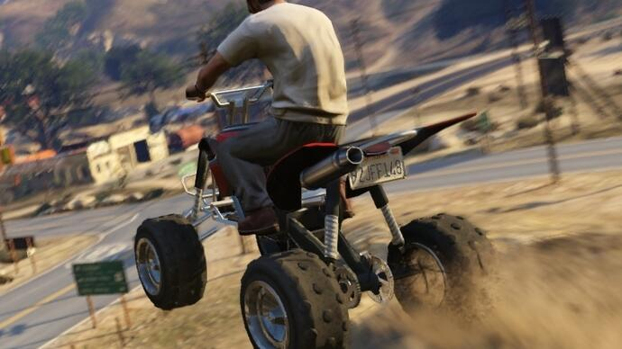 GTA 5 beats GTA 4's lifetime sales in UK after just three weeks