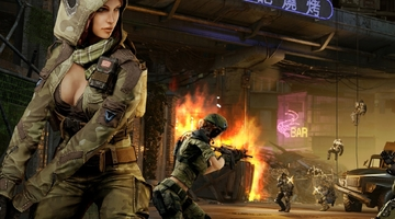 "Warface producer: 'sexy' female character skins result of ""cultural relativism"""