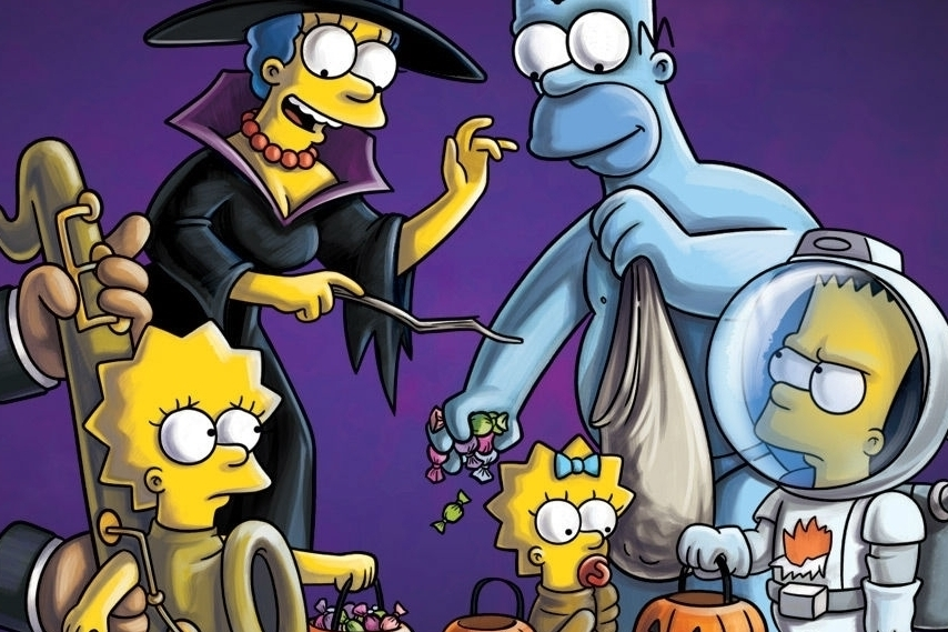Simpsons Tapped Out Halloween 2013 Answers  LONG HAIRSTYLES