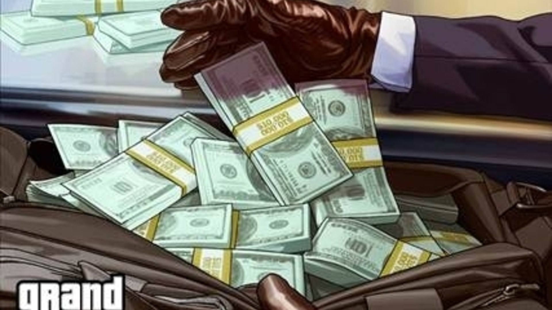 Rockstar makes up for GTA Online launch by showering players with GTA$