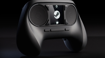 Valve shows Steam controller working with real-time strategy