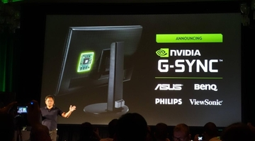 Nvidia hopes to eliminate screen tear with new G-Sync monitors