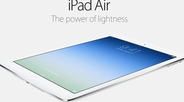 iPad Air is Apple's new tablet