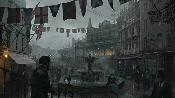 the order 1886 gameplay demo