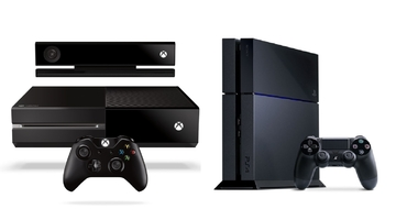 Xbox One and PS4 to shi