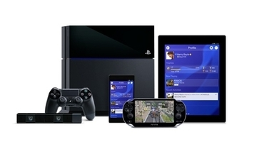 PS4 gets iOS and Android app