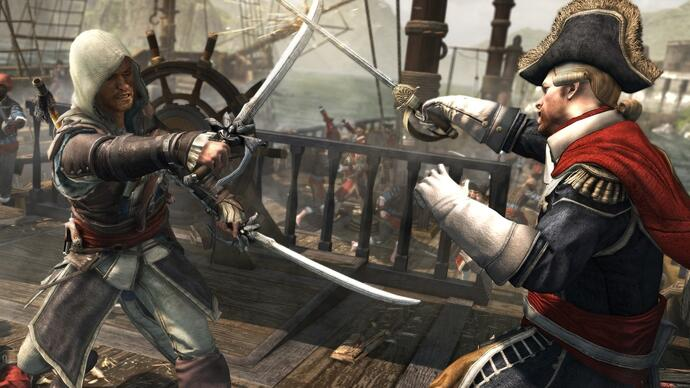 Assassin's Creed 4: Black Flagreview