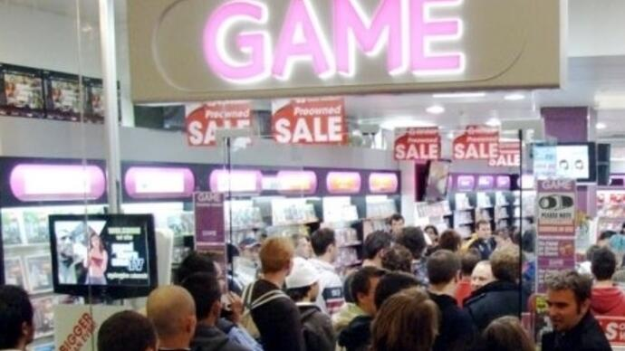 GAME offering PS4 and Xbox One launch night queue jumps