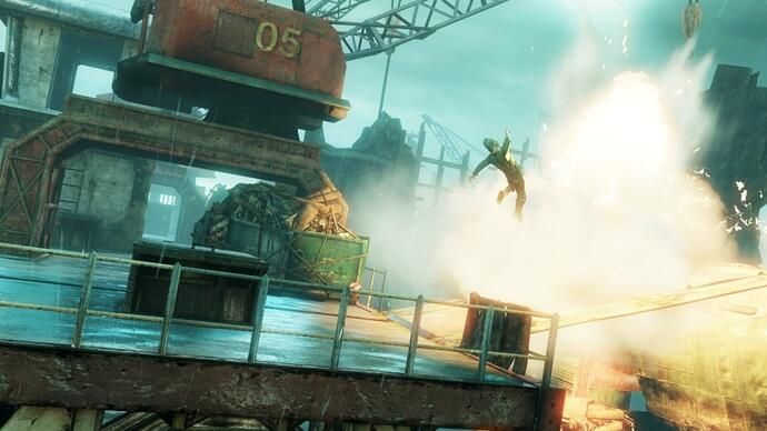 Uncharted 3 gets final patch as all multiplayer maps made free