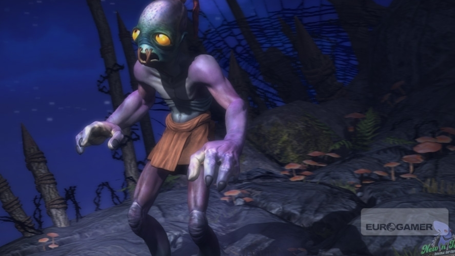Abe's Oddysee remake looks tasty in new screenshots