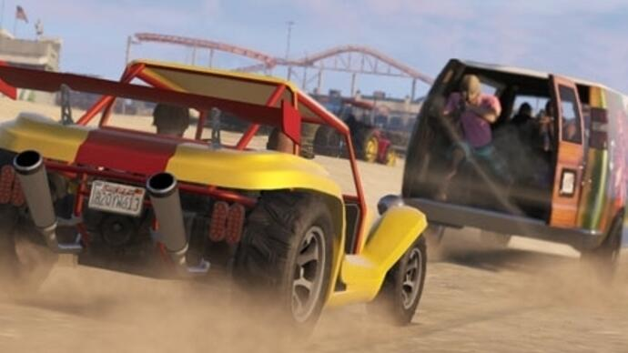 GTA 5: Rockstar expects update 1.05 to release early next week