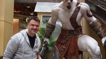 God of War: Ascension director quits Sony Santa Monica