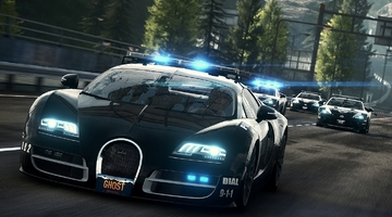 Need for Speed moves to EA Sports