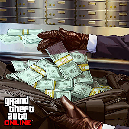 GTA Online's stimulus package is live