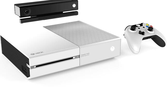 Limited Edition white Xbox One sells for £5k in charity eBay auction