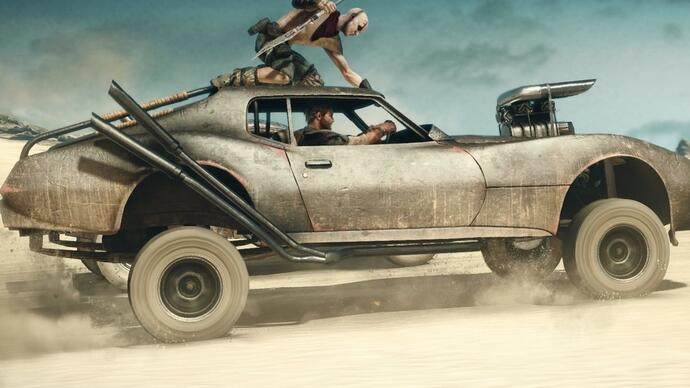 Mad Max: Video gameplay leaked