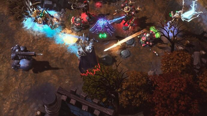 Beta sign-ups for Heroes of the Storm go live