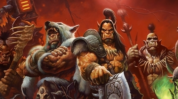 World of Warcraft's next expansion is Warlords of Draenor