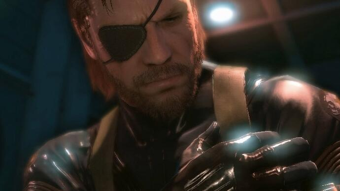 Novo trailer de Metal Gear Solid V no PS4 All Access