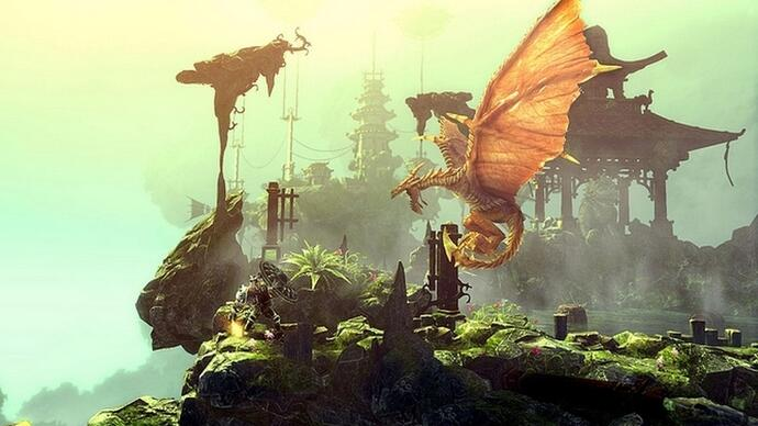 Trine 2: Complete Story is now a PS4 launchtitle