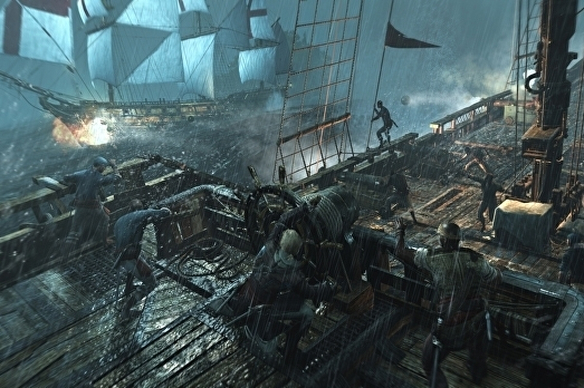 Assassin's Creed 4 PS4 Update Will Upgrade Resolution From