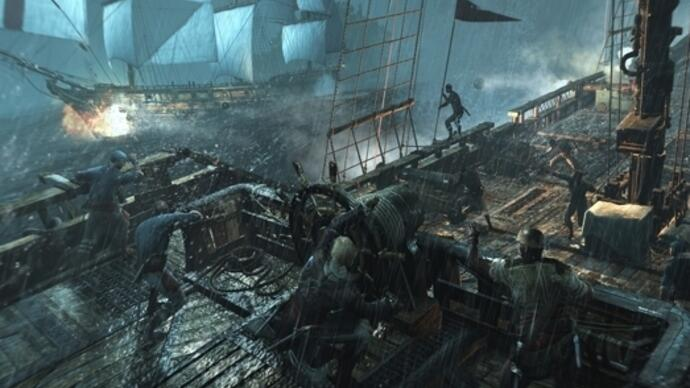 Assassin's Creed 4 PS4 update will upgrade resolution from 900p to1080p